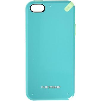 Puregear Snap On Slim Shell Case for Apple iPhone 5 / 5S - Pistachio Mint