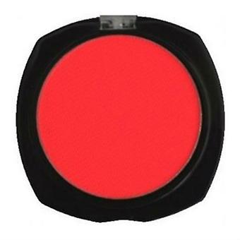 Ingedrukt poeder oogschaduw rood