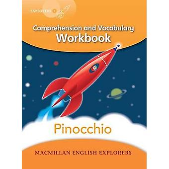 Explorers 4 - Pinocchio Work Book by Mary Bowen - Printha Ellis - Wend