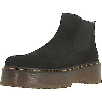 Clover Ankle Boots 89842 Color Black