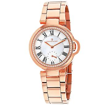 Christian Van Sant Women's Cybele White mother of pearl Dial Watch - CV0232