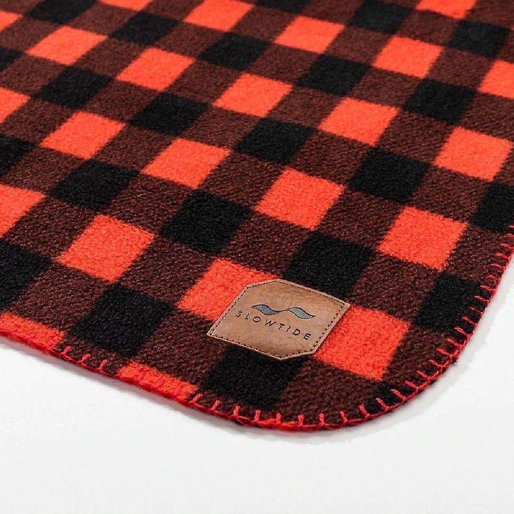 Slowtide Reversible Blanket ~ Yukon blanket