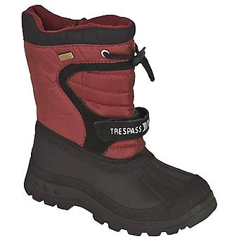 Trespass Youth Huskie Waterproof Snowboot