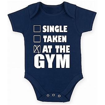 Body newborn navy blue gen0379 single taken at the gym