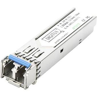 Digitus DN-81001 SFP transceiver module 1 Gbps 20000 m module type LX