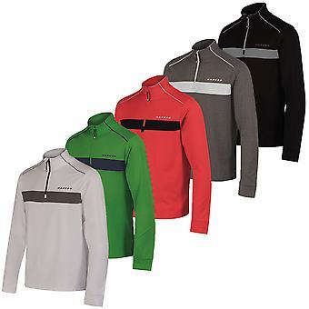 Dare 2b Mens Sanction Core Stretch Pullover Lightweight Fleece