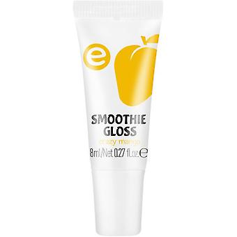 Essence Lipgloss Smoothie Gloss 01 gek handvat 8 ml (Make-up , Lippen , Lip Gloss)