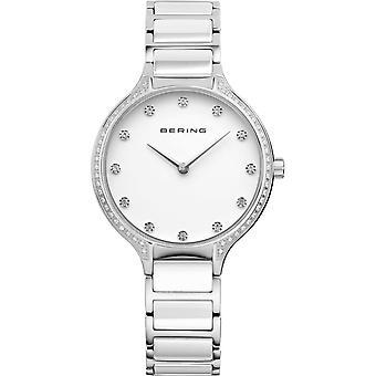 Bering 30434-754 - Stahl weiße Frau zu sehen