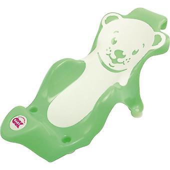 Green Bath Chair Buddy Ok Baby