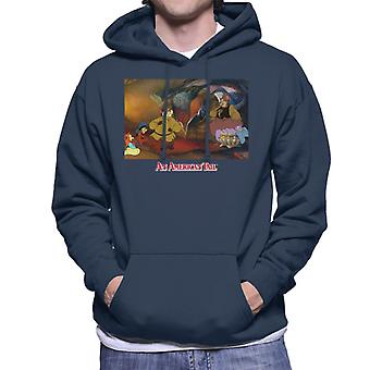 An American Tail Papa Tells A Story Men's Hooded Sweatshirt