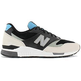 New Balance Classics ML840NTB Herren Schuhe Schwarz Sneaker Sportschuhe
