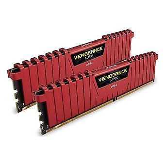 Corsair 16GB DDR4 2133MHz Vengeance LPX Red