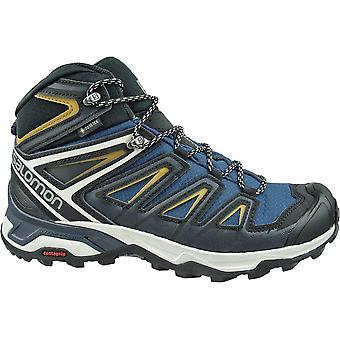 所罗门 X 超 3 中 GTX 408141 男士徒步鞋