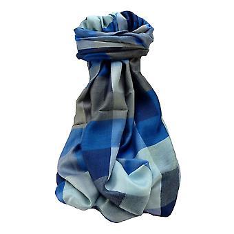 Herren Premium Seide zeitgenössische Schal 5819 von Pashmina & Seide