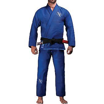 Hayabusa Lightweight Weave pérola Jiu-Jitsu Gi - azul