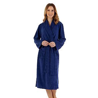 Slenderella HC3307 Women's Robe Dressing Gown