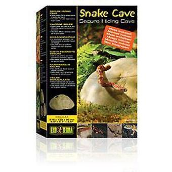 Exo Terra EXO TERRA SNAKE CAVE, LARGE (Reptiles , Decoration , Caves & Rocks)