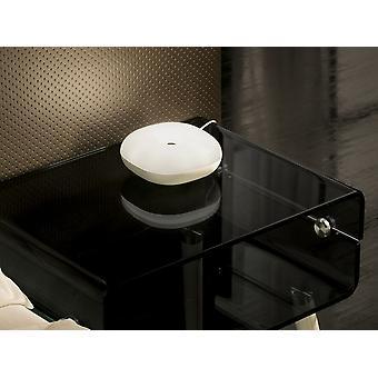 Schuller Move - Lampe de table en ABS. Opération par le système de détection des gestes. Lumière blanche avec dimado. Lumière RGB avec changement cyclique ou couleurs fixes. Port USB pour recharge mobile. - 490275UK