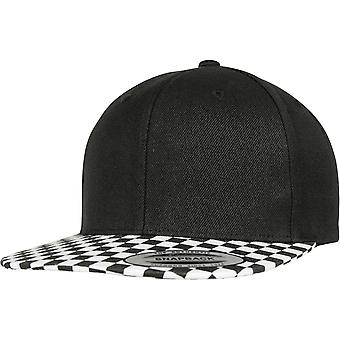 Flexfit By Yupoong Checkerboard Snapback Cap
