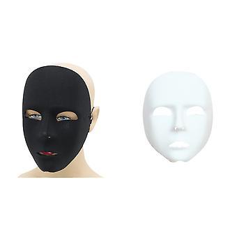 Bristol Novelty Unisex Adults Plain Face Mask