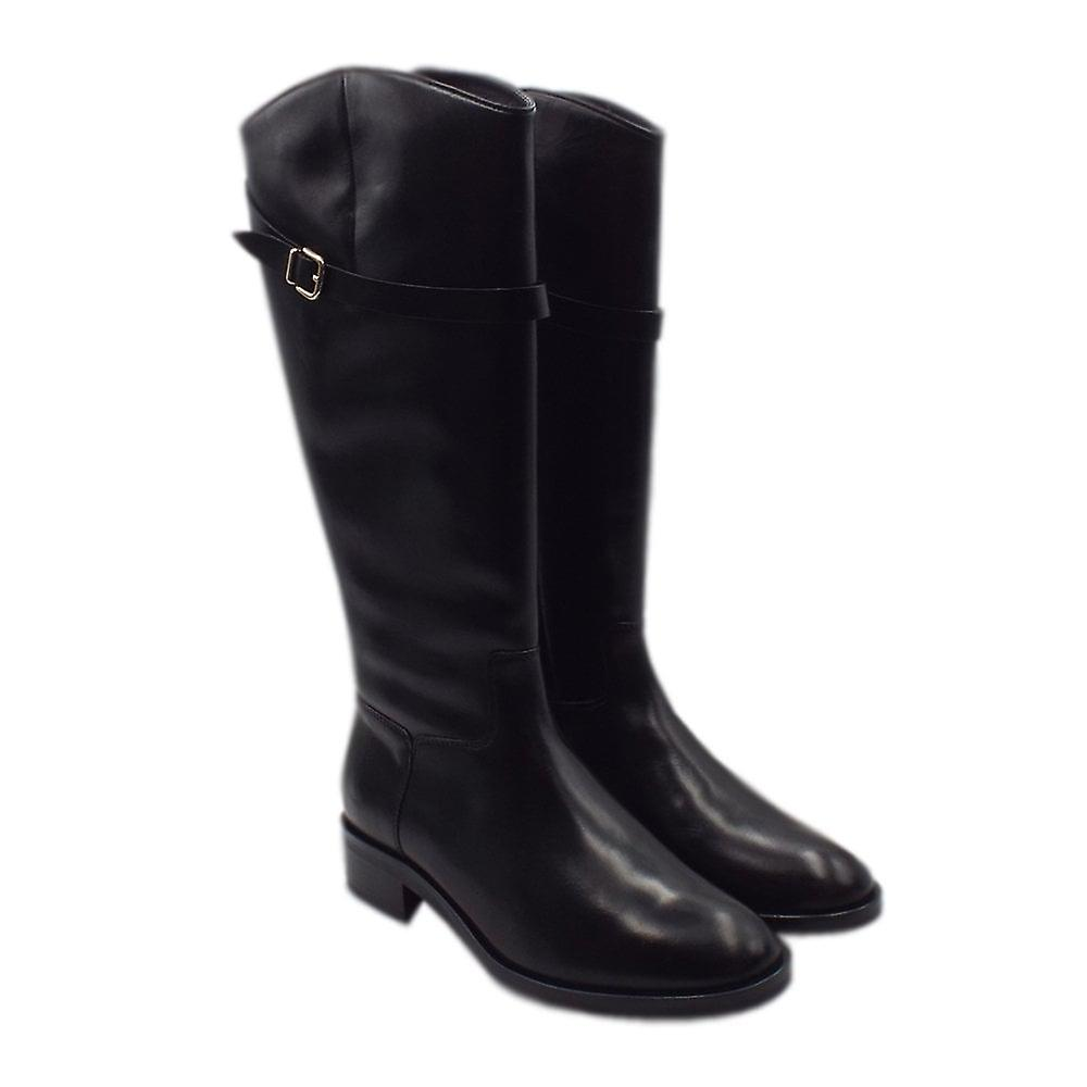 Högl 8-10 0640 Highness Stylish Long Boots In Black