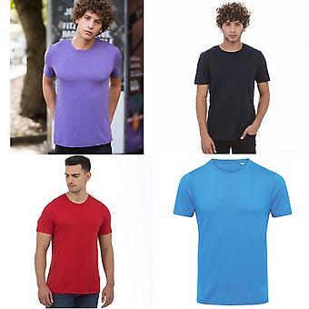 AWDis Мужская Tri смесь T рубашка