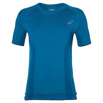 Asics Tech Tee 1412448154 universell hele året menn t-skjorte