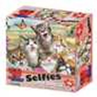 Cats Selfies Super 3D Puzzles 48 Pièces