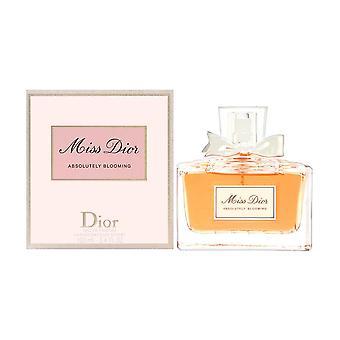 Miss dior absolut blühend von christian dior für Frauen 3,4 oz Eau de Parfum Spray