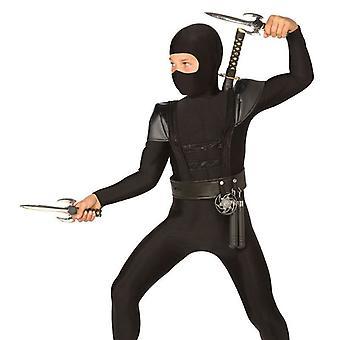 Ninja Bodysuit Black (M)