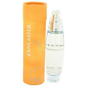 Sunwater eau de toilette spray by lancaster   401847 50 ml