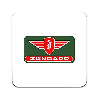 2 ST Zundapp Coasters