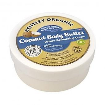 Bentley Organic - 15% OFF Coconut Body Butter 200 g