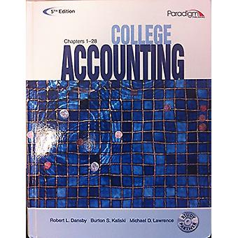 College Accounting - Business Bookkeeping Solutions Practice Set 3 by