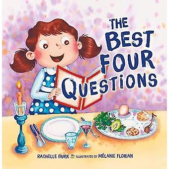 The Best 4 Questions by Rachelle Burk - 9781541521674 Book