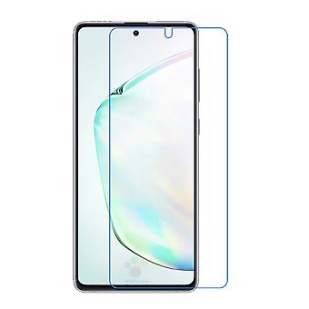Folha de tanque 3D para Samsung Galaxy Note 10 Lite Display Protection Foil Full Cover Clear