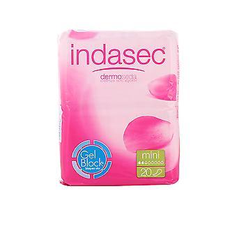 Indasec Discrete Compresa Incontinencia Mini 20 Uds Voor Dames