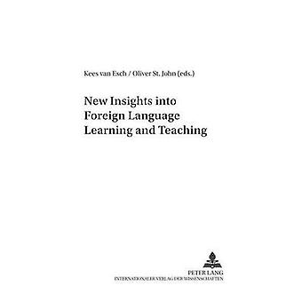 New Insights into Foreign Language Learning and Teaching by Kees Van