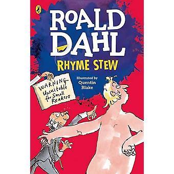 Rhyme Stew by Roald Dahl - 9780141365527 Book