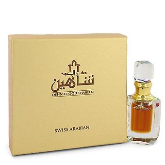 Dehn El Oud Shaheen Extrait De Parfum (Unisex) By Swiss Arabian 0.2 oz Extrait De Parfum