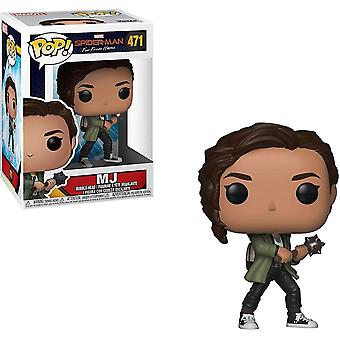 Funko Pop! Spider-Man Far from Home Mj Vinyl Figure