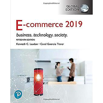 E-Commerce 2019 - Business - Technology and Society - Global Edition b