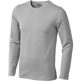 Slazenger Mens Curve lange mouwen T-Shirt