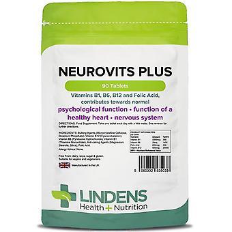 Lindens Neurovits Plus Tabletten 360 (5040)