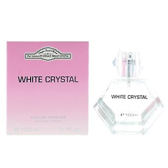 Designer French Collection White Crystal Eau de Parfum 100ml Spray For Her