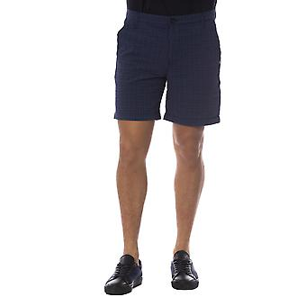 Verri Men's Blue Shorts