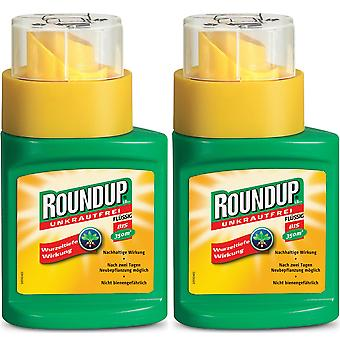 Sparset: 2 x ROUNDUP® LB Plus, 50 ml