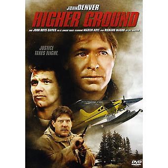 Higher Ground [DVD] Yhdysvallat tuoda