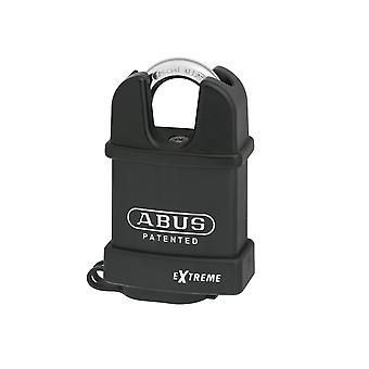 ABUS 83WP/53mm Extreme Weatherproof Padlock Closed Shackle ABU8353CSC