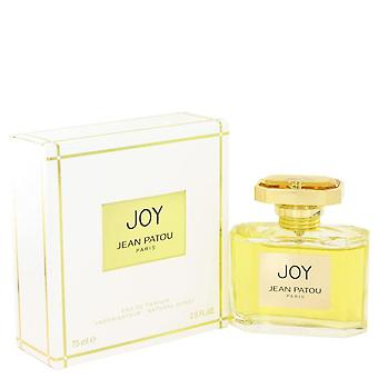 Joy Eau De Parfum Spray By Jean Patou 2.5 oz Eau De Parfum Spray